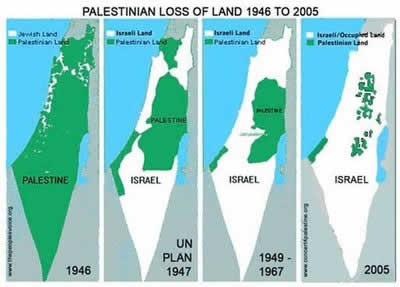 Israel's Slow-Motion Genocide in Occupied Palestine